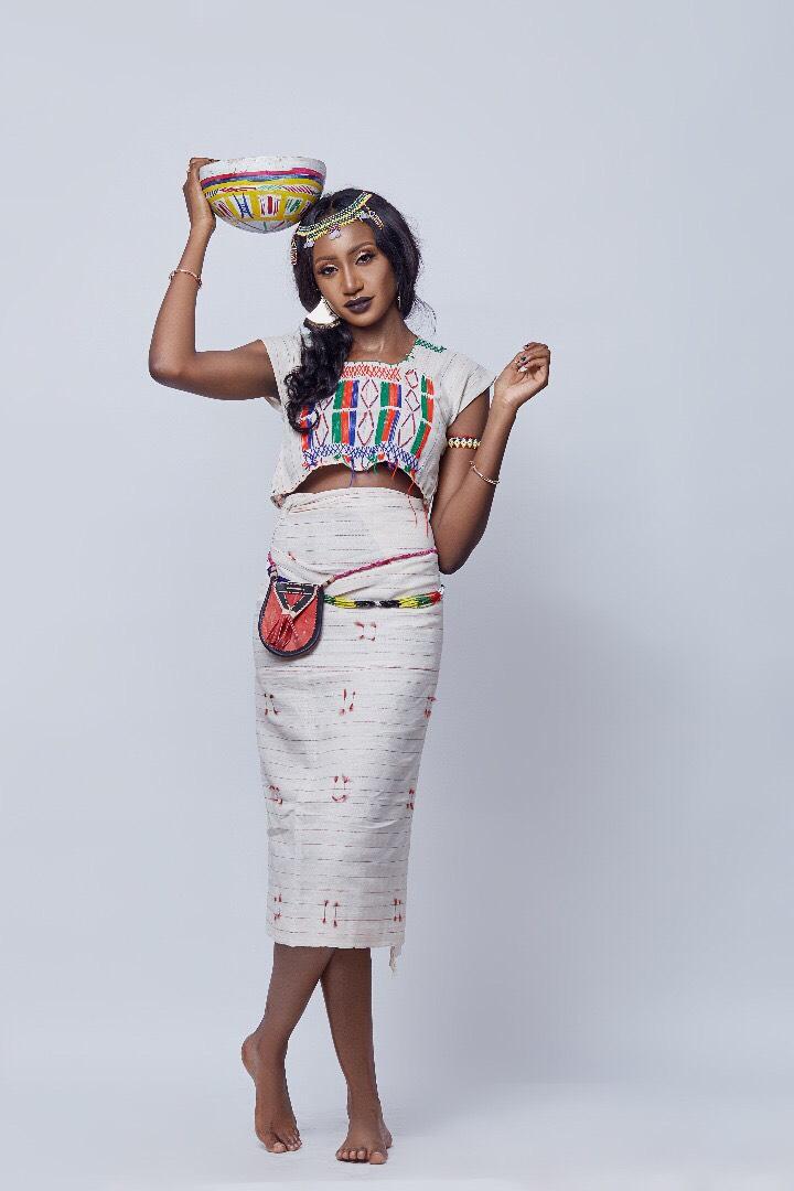 Arewa Princess! 😍 Tinny Entertainment's Bella is a beauty