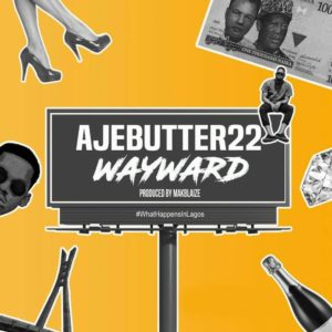 "What happens in Lagos? Listen to Ajebutter22's New Single ""Wayward"" to find out ?"