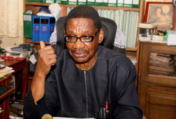 Buhari has achieved more in 2 and a half years than Obasanjo did in 8 - Itse sagay - BellaNaija