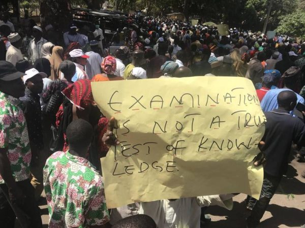 TwitterNG divided on Planned Sack of over 21,000 Kaduna Teachers who Failed Competency Test
