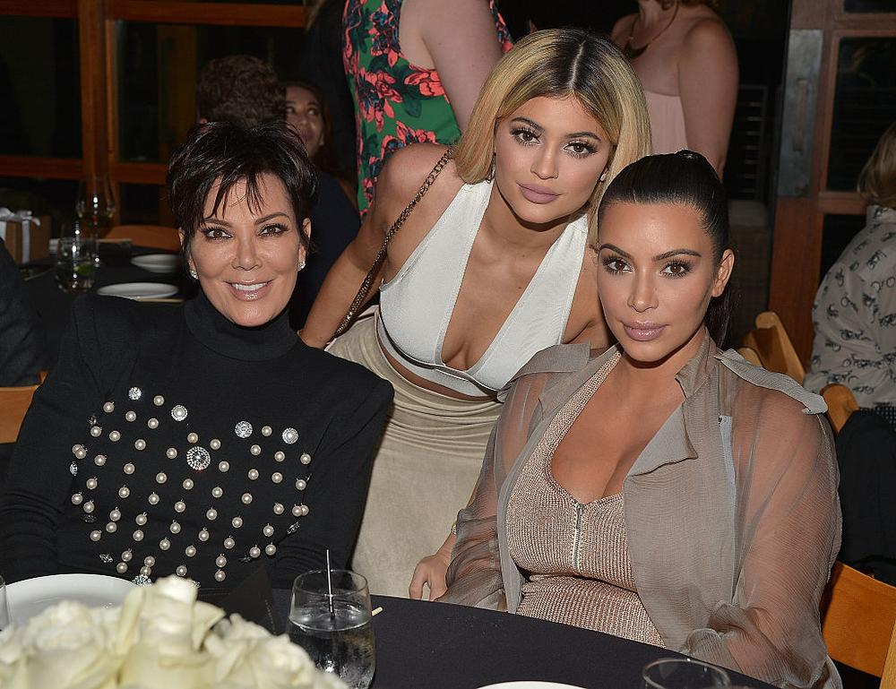 Kim Kardashian defends sister Kylie Jenner's 'Forbes' cover: 'We are all self-made'