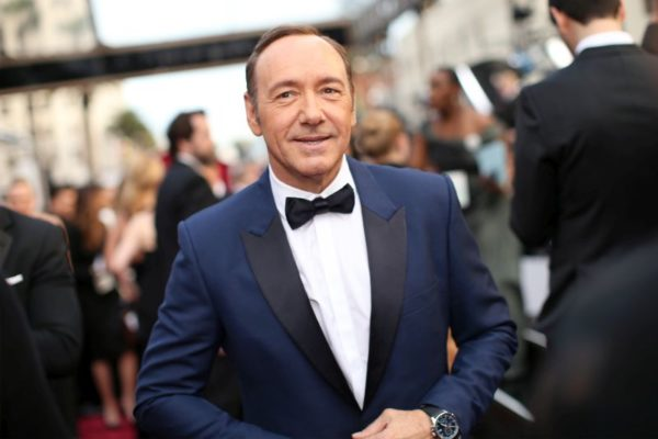 "8 Former and Current ""House of Cards"" Crew accuse Kevin Spacey of Sexual Harassment - BellaNaija"