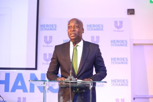 Heroes for Change initiative