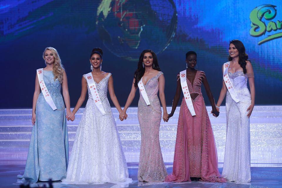 Resultado de imagen para Miss World 2017 Winner Is Miss India Manushi Chhillar