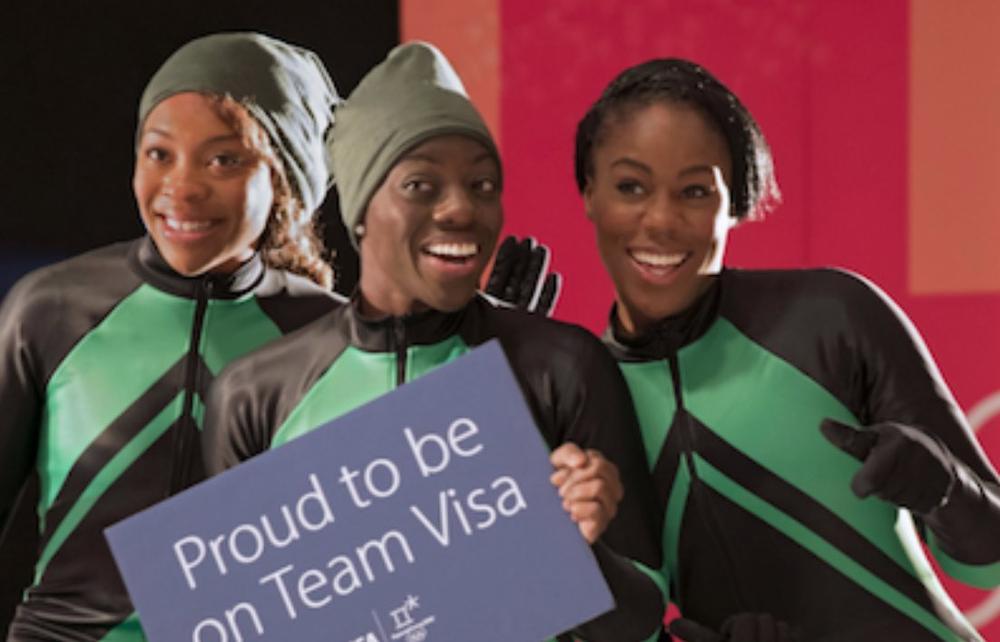 Nigeria bobsled team make Winter Olympics history