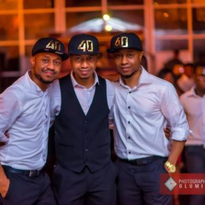 BN Living Sweet Spot: Odufuye Triplets celebrate 40th Birthday