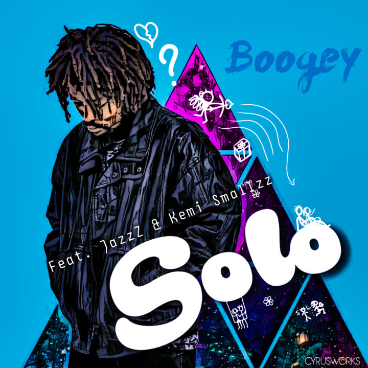 New Music: Boogey feat. JazzZ & Kemi Smallzz - Solo