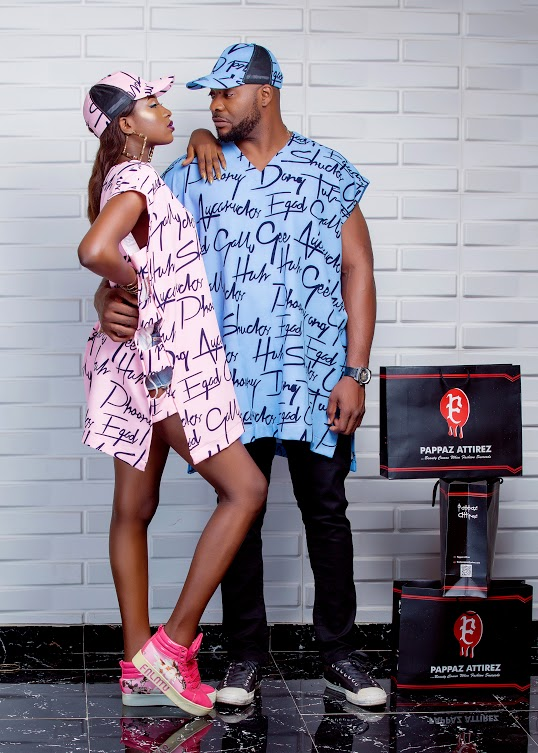 Uti Nwachukwu Chris Attoh Feature In Pappaz Attirez