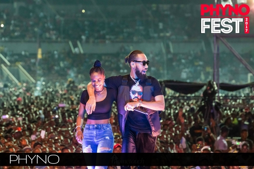 Phyno fest shuts down Enugu, with the performance of stars like D'banj, Flavour, Yemi Alde . See highlights