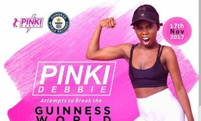 Pinki Debbie to break guiness world record for longest dancer
