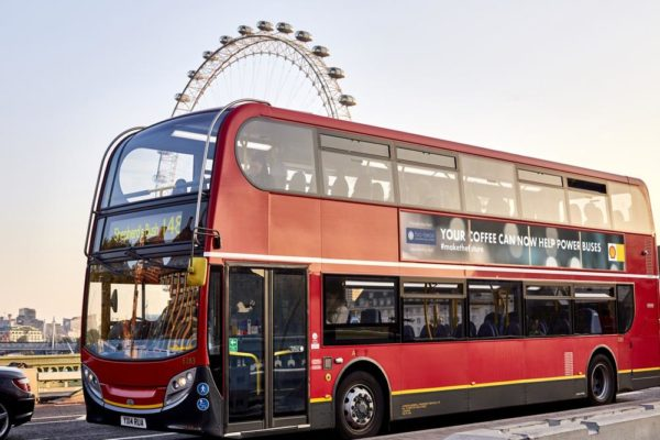 Bio-Fuel Company Plans to Run London Bus Using Coffee Grounds