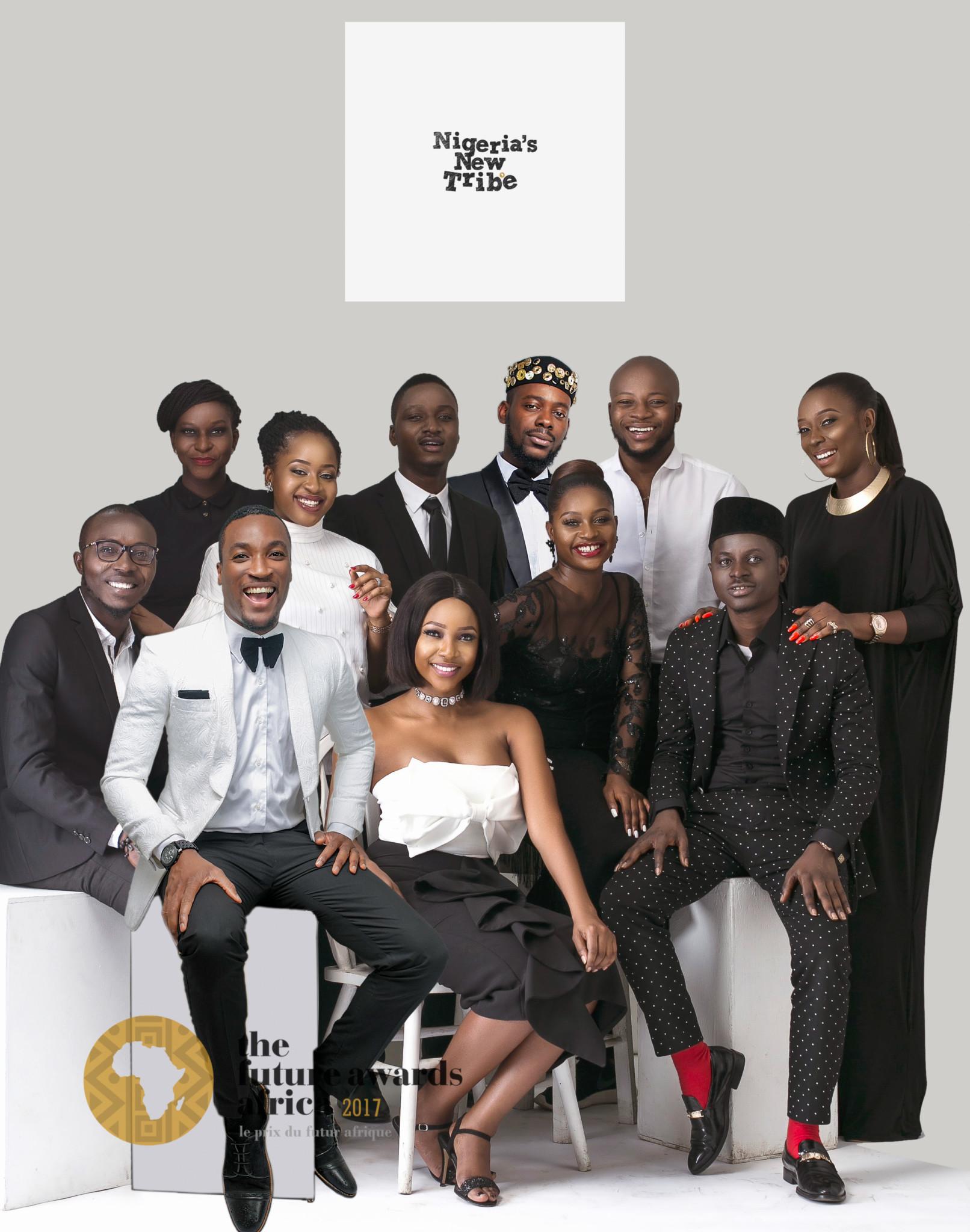 #NigeriasNewTribe: Wizkid, Ini Dima-Okojie, Simi, Davido nominated for The Future Awards Africa 2017 | See Full List