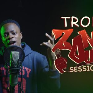 Da Grin's brother Trod spits 🔥 on ZoneOut Sessions | Watch on BN