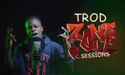 Da Grin's brother Trod spits ? on ZoneOut Sessions | Watch on BN
