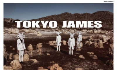 Tokyo James SS18 Campaign titled The African Cowboy