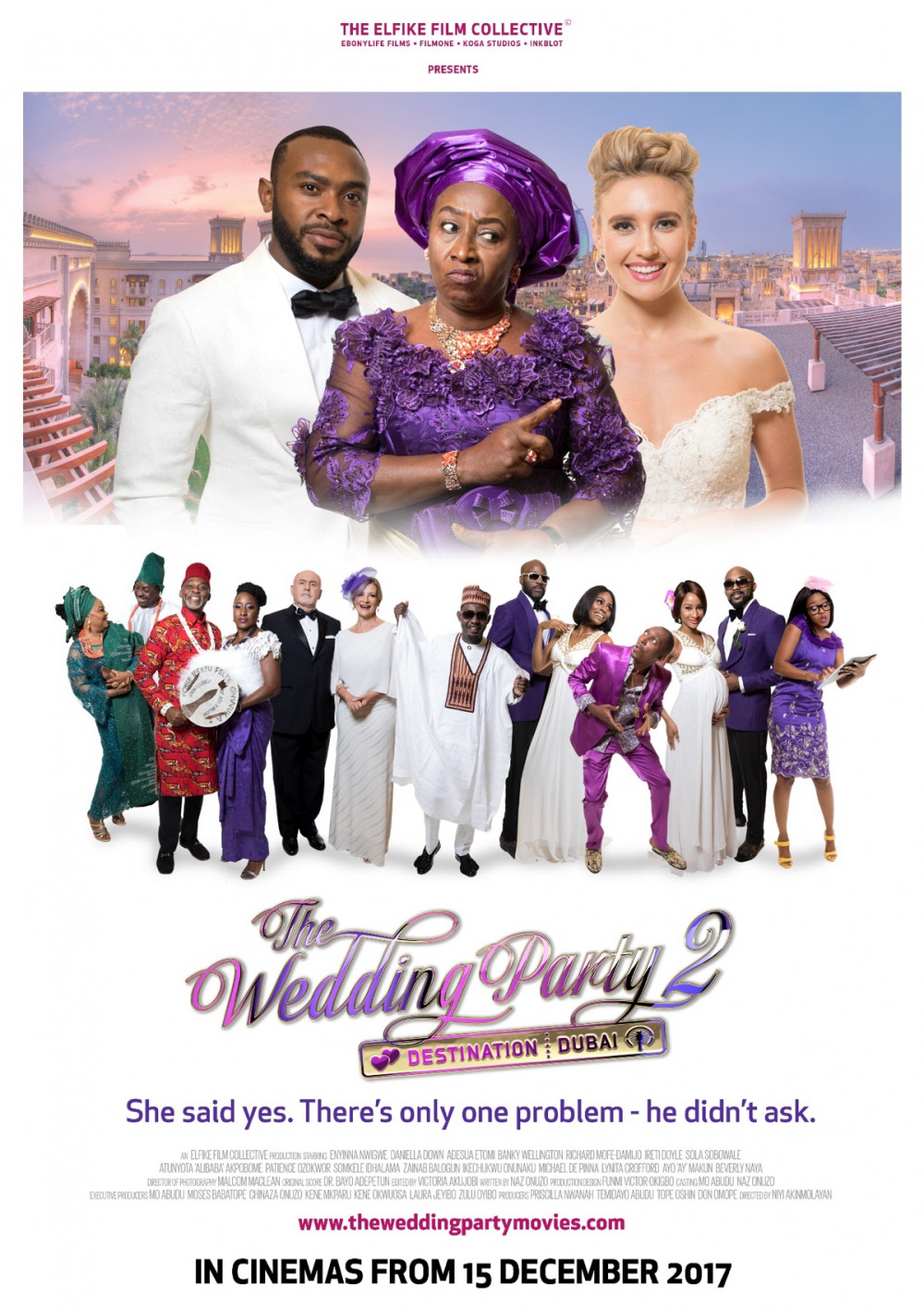 The Wedding Party 2