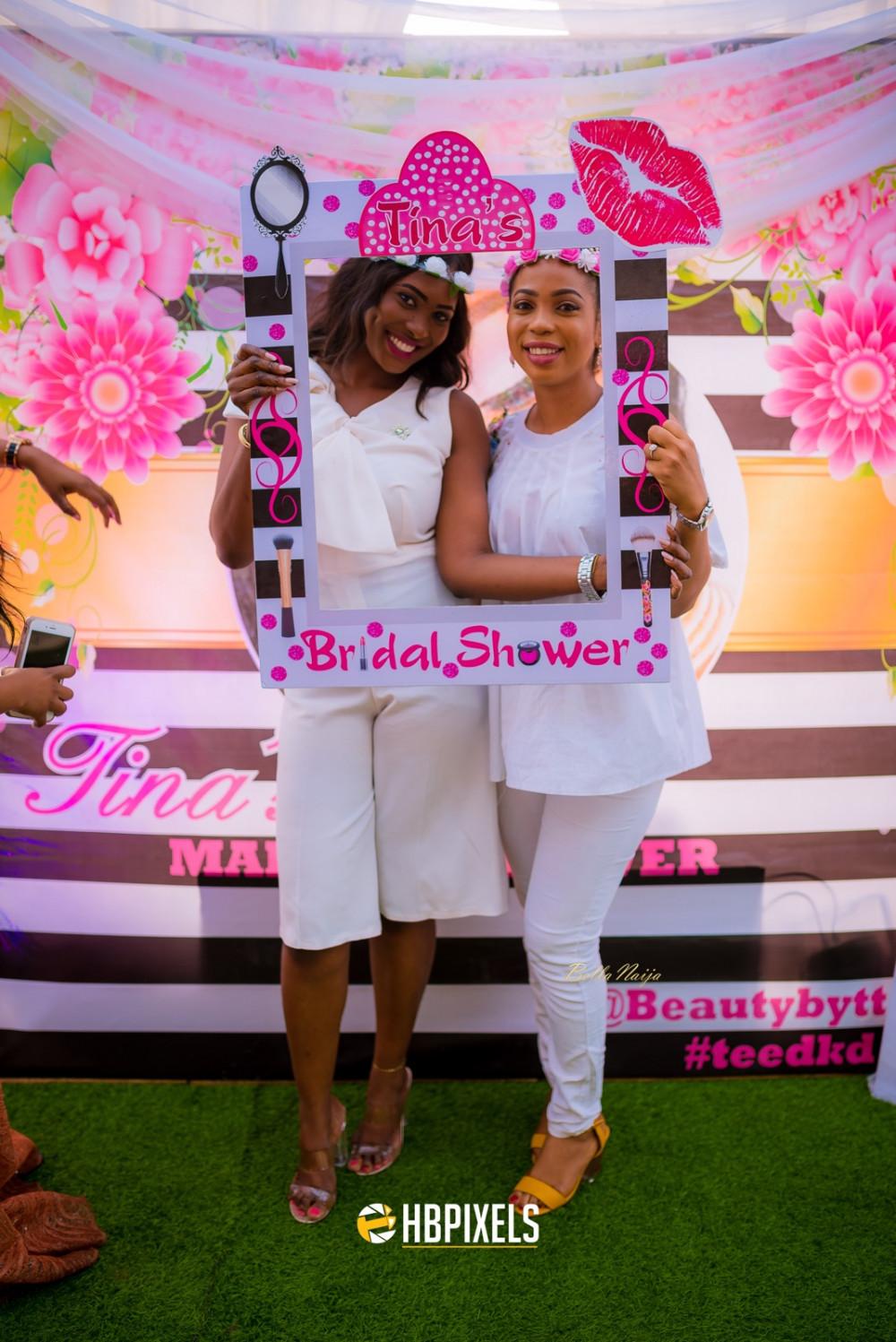 see bridal shower photos below