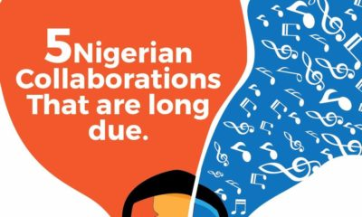 #MusicallyWithMichael: These Nigerian collaborations are long due