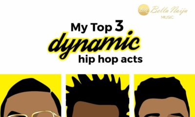 #MusicallyWithMichael: My Top 3 dynamic Nigerian hip hop acts