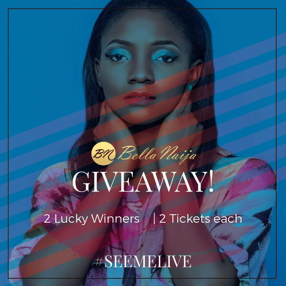 "Win 2 tickets to Simi's ""See Me Live"" Headline Concert! 
