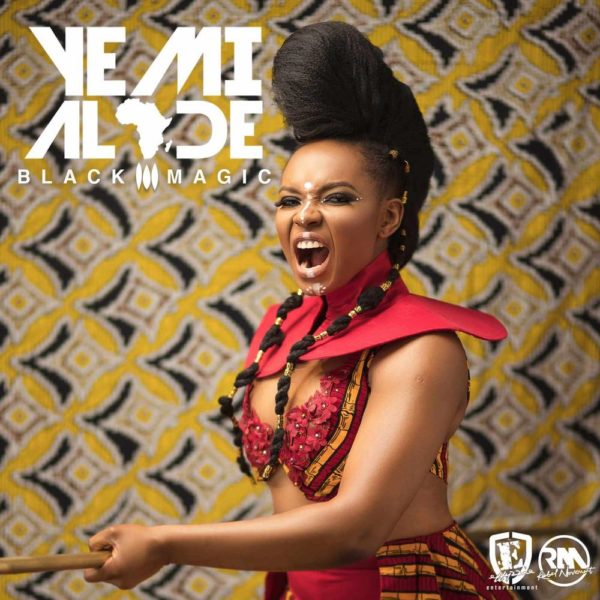 Mama Africa: Yemi Alade releases Tracklist and album Cover Art for her soon to be released new album
