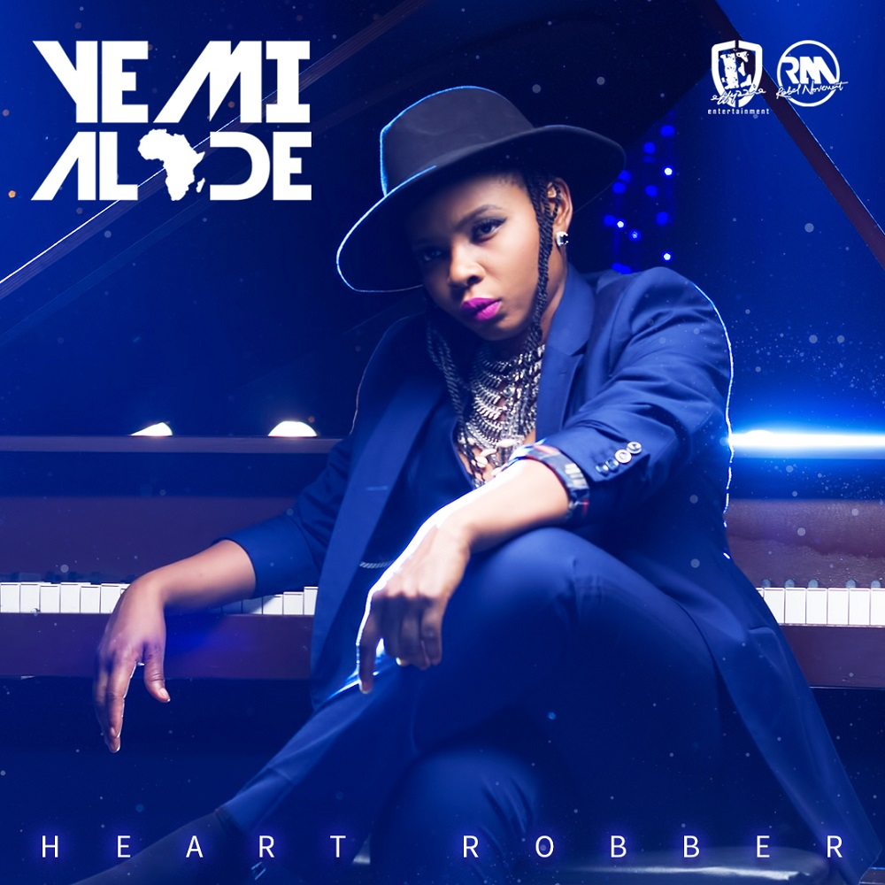 "Yemi Alade unveils Two New Singles ""Heart Robber"" & ""Single & Searching"" feat. Falz 