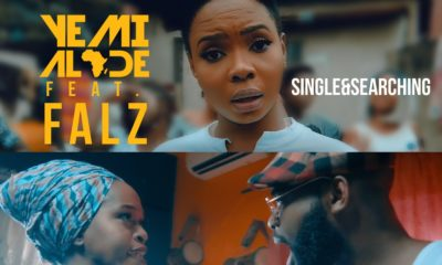 New Video: Yemi Alade feat. Falz - Single & Searching
