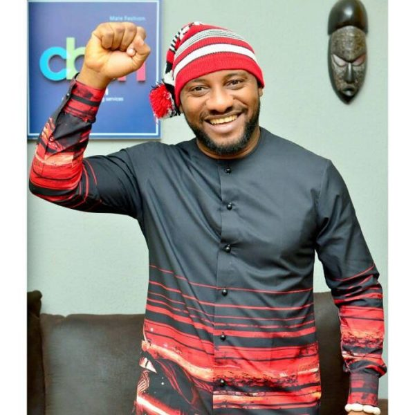 Yul Edochie congratulates Anambra Governor Willie Obiano - BellaNaija