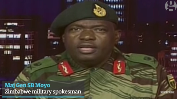 "Zimbabwe: Military seizes State Broadcaster, says Mugabe is ""safe and sound"" & action not a coup"