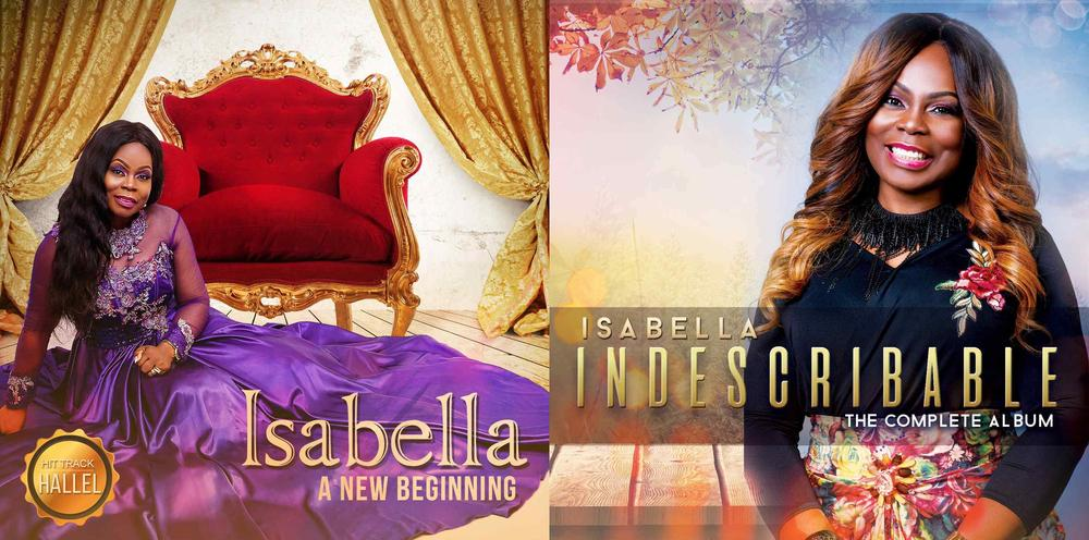 Double Dose! Gospel Minister Isabella Melodies unveils two New Albums