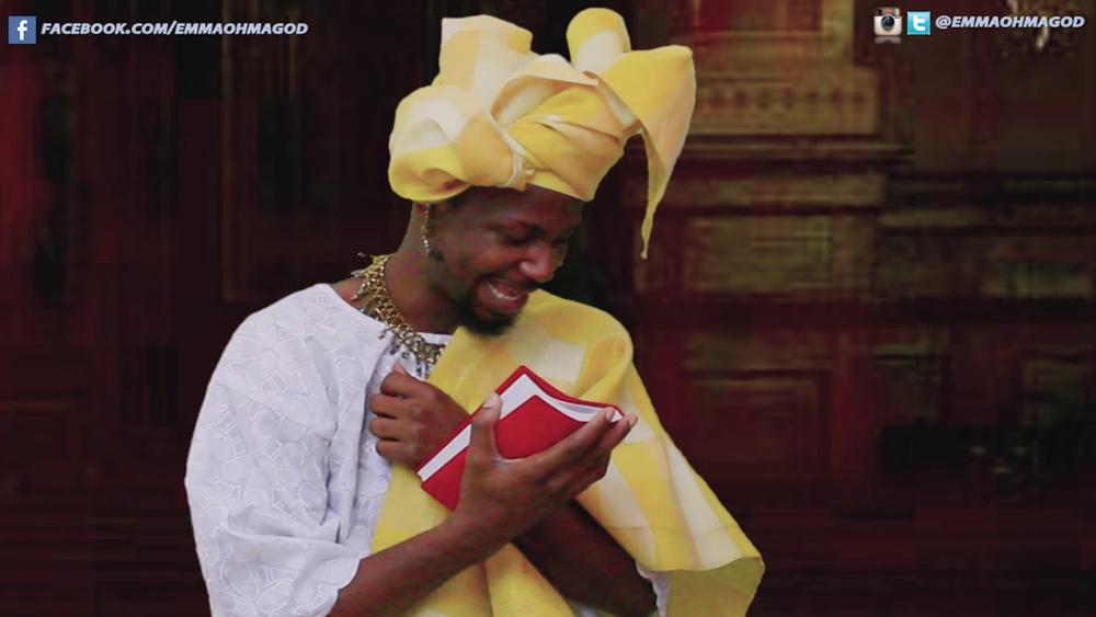 """Ogo f'Olorun... Haleluyah"" - Watch Episode 6 of EmmaOhMaGod's ""Hyms in Yoruba Churches"""