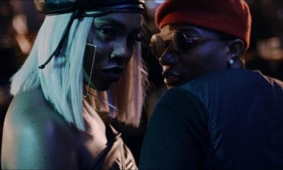 "It's Here! Watch the Music Video for Tiwa Savage, Wizkid & Spellz' hit track ""Ma Lo"" on BN"