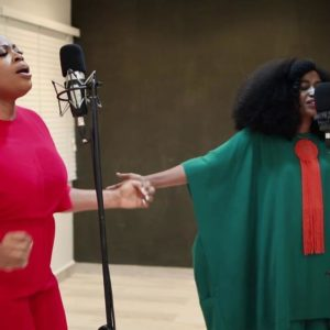 """TY Bello & Sinach link up for Spontaneous Worship """"Peace"""" and it's nothing short of Amazing!"""