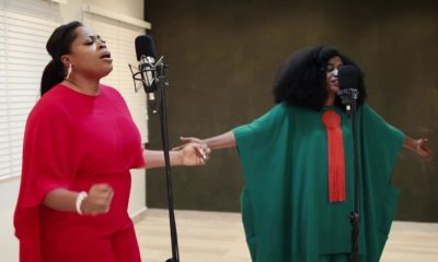 "TY Bello & Sinach link up for Spontaneous Worship ""Peace"" and it's nothing short of Amazing!"