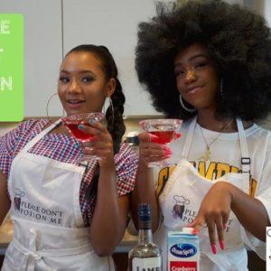 """JTO & Chidera whip up Plantain Burritos on Episode 3 of """"Please Don't Poison Me""""   WATCH"""