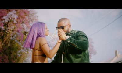 "Vanessa Mdee stars in Cassper Nyovest's New Music Video ""Baby Girl"" | Watch on BN"