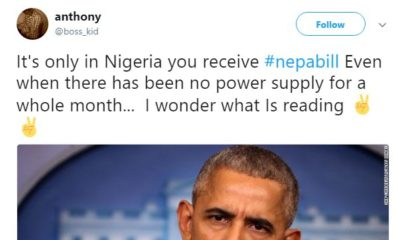 #NEPABill: Twitter users share their experiences with Power Officials