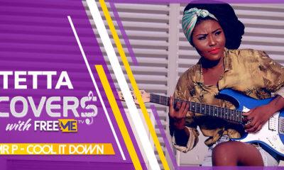 "Tetta covers Mr P's ""Cool It Down"" on Freeme TV - BellaNaija"