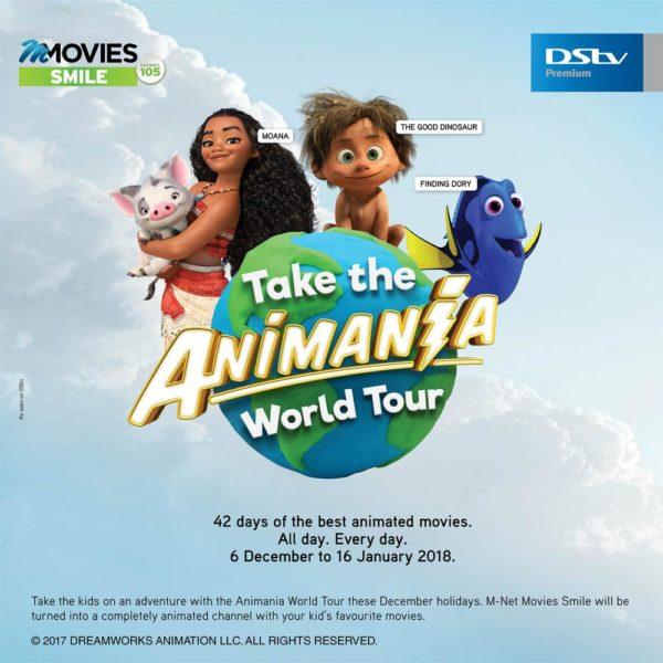 Animania World Tour