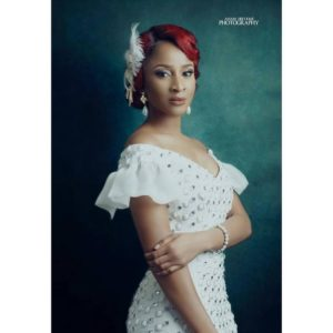 """The things God has taught me in recent times..."" - Adesua Wellington"