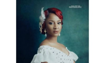 """""""The things God has taught me in recent times..."""" - Adesua Wellington"""