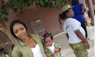 BN Living Sweet Spot: Baby Corper reporting for duty ?