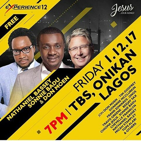 Join #TheExperience12 Tonight from wherever you are an awesome Night of Worship!