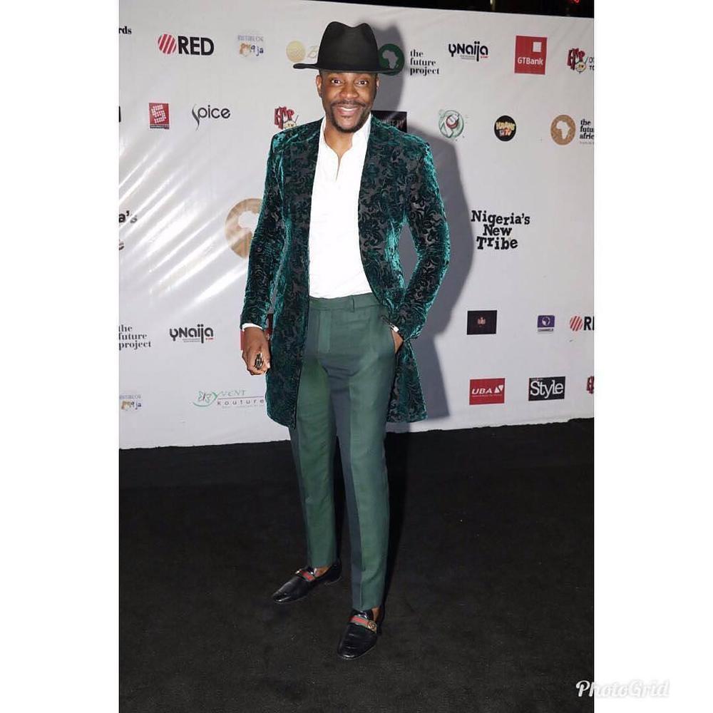 24332513_495545217492972_2765829703058063360_n Photos: Celebrities at The Future Awards Africa 2017 | #TFAA2017 Celebrities Entertainment