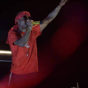 Wizkid, Tiwa Savage, Wande Coal, Mr Eazi thrill fans as #WizOnTheBeach Concert