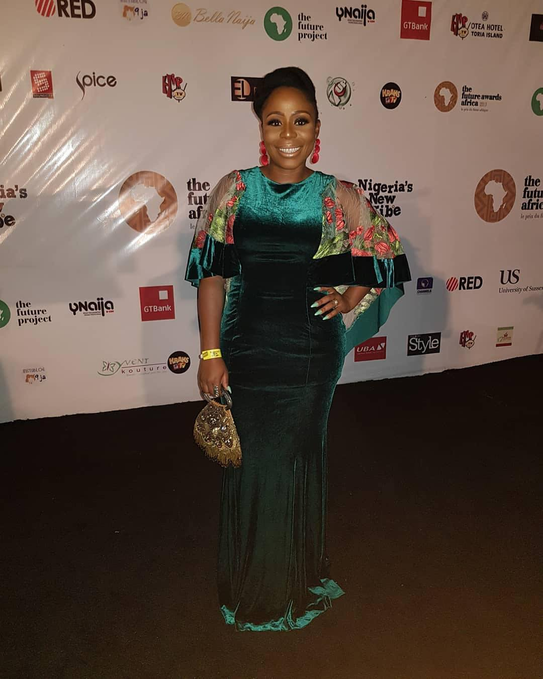 25008120_888371511344603_2733805254373015552_n Photos: Celebrities at The Future Awards Africa 2017 | #TFAA2017 Celebrities Entertainment