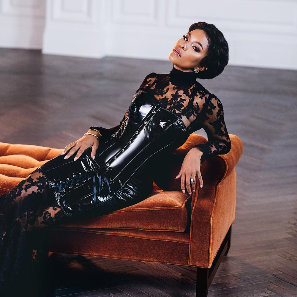 Newlywed LeToya Luckett Is The Cover Star For Munaluchi