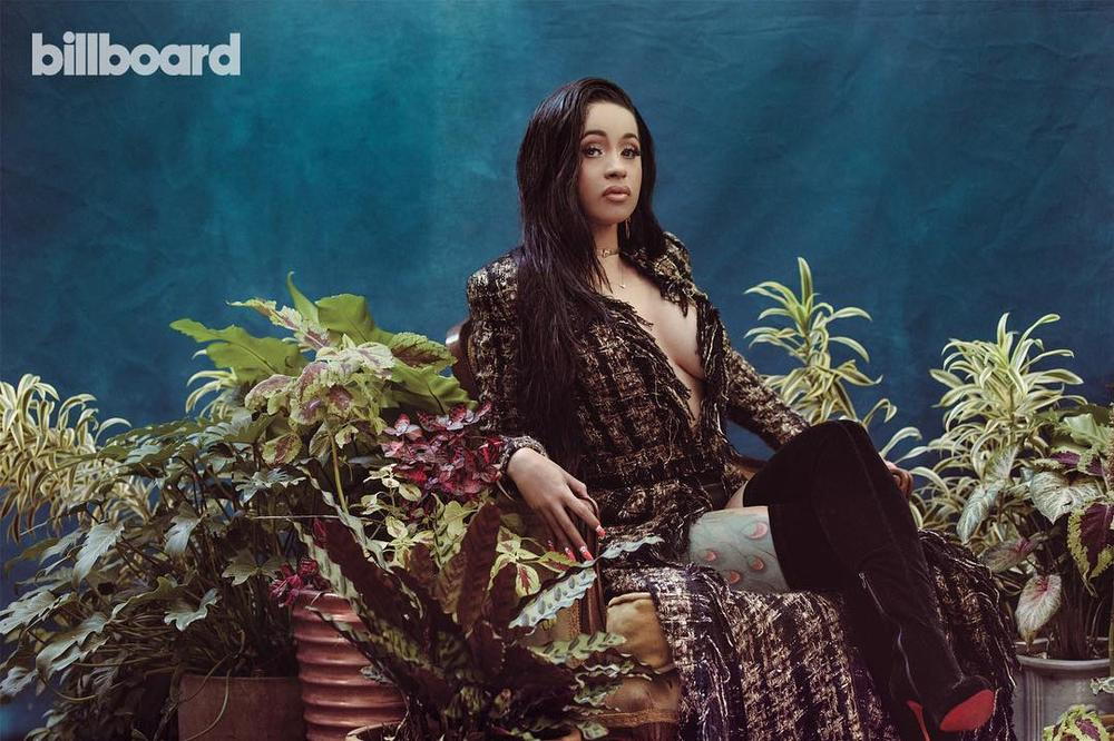 "The Year of Cardi!? ""Bodak Yellow"" star covers Billboard ""The Year In Music"" Issue alongside Luis Fonsi, Lil Uzi Vert, Daddy Yankee & Lana Del Rey"