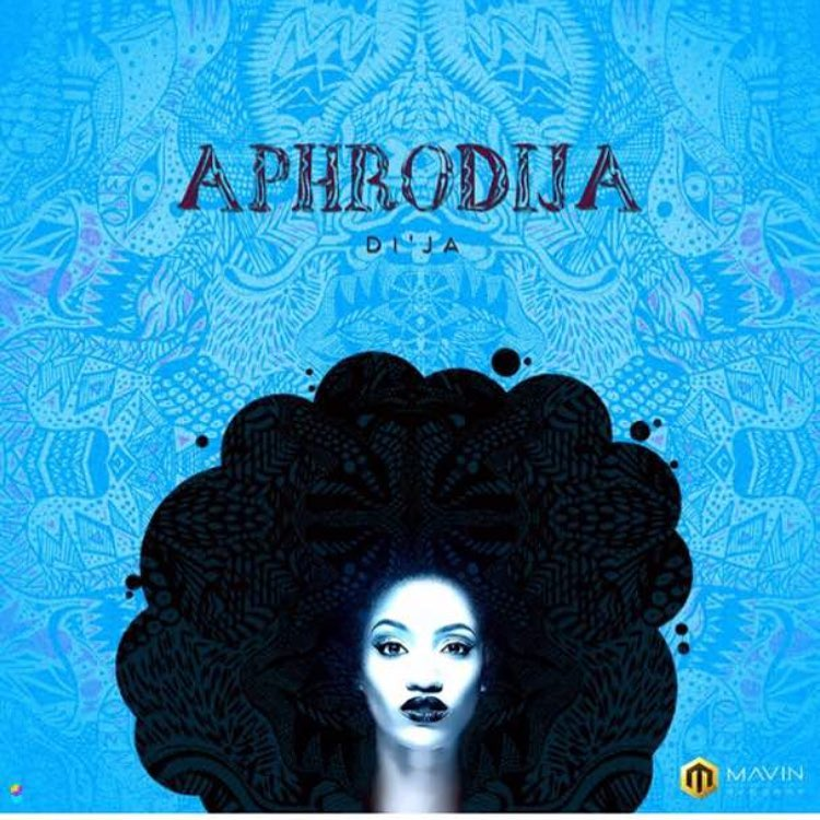 "Di'Ja's debut EP ""APHRODIJA"" is out NOW! 