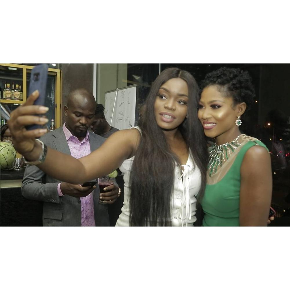 "Bisola, Bassey, Seyi Law join Debie-Rise for launch of ""R.A.G.E"" EP"